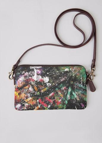 sac noir aperato-artiste-peintre-marseille-oeuvre-sur-pochette