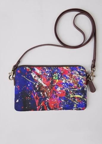 sac bleu aperato-artiste-peintre-marseille-pochette-bleu