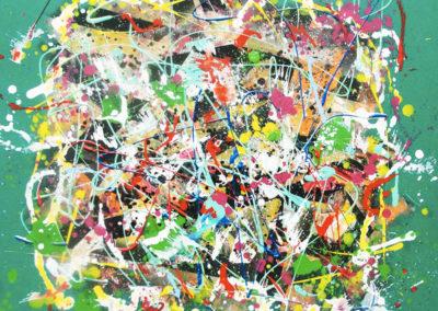 aperato-artiste-peintre-toile-marseille-JAUNE-SOMBRERO 100x100