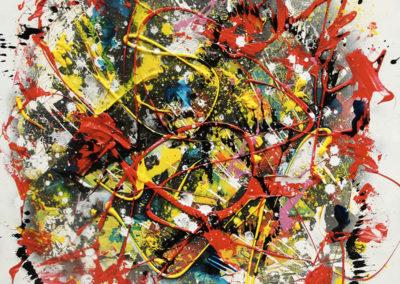 aperato-artiste-peintre-toile-marseille-PRISON-DOREE-N2 80x80