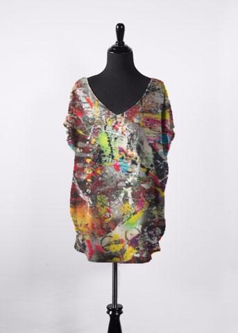 artiste-peintre-aperato-pret-a-porter-peinture-sur-tee-shirt CUSTOMIZE