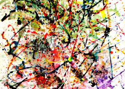 PORTALOLA 150x100 APERATO ARTISTE PEINTRE MARSEILLE série plexi