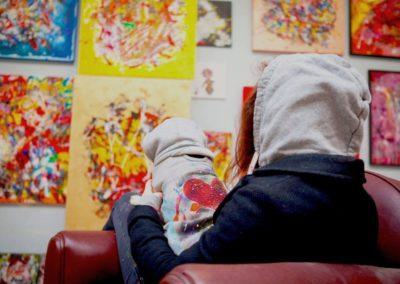 Artiste peintre célèbre