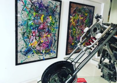 APERATO EXPO TEL AVIV ARTISTE PEINTRE MARSEILLE PARIS ART GALLERY