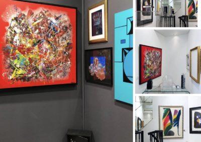 APERATO ARTISTE PEINTRE PADOVA GALLERY MARCO ANTONIO PATRIZIO EXPO PARIS MIAMI ART FAIR NEW YORK LONDON TEL AVIV