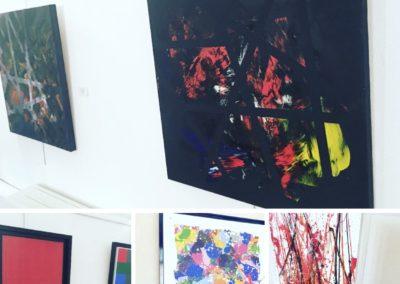 JONONE APERATO VASARELLY PICASSO ARMAN ARTCOLLECTOR COLLECTIONNEUR ARTCOLLECTOR ESPO ARTISTE PEINTRE GALERIE ART