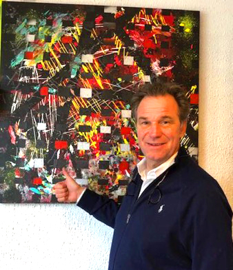RENAUD MUSELIER BOUCHES DU RHONE PACA APERATO ARTISTE PEINTRE MARSEILLE PROVENCE GALLERY EXPO