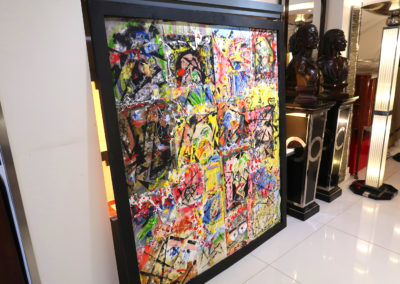 APERATO ARTISTE PEINTRE CANNES EXPO GALERIE D'ART