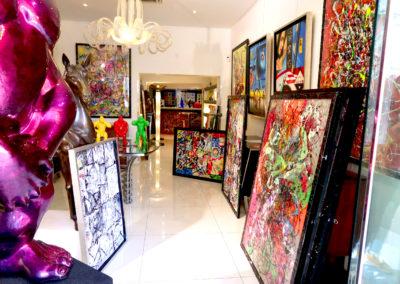 APERATO GALERIE D'ART POPART STREET ART PAINTING OIL PAINTING PEINTURE A L'HUILE ARTWORK STREET ARTIST CONTEMPORARY ART EXPO