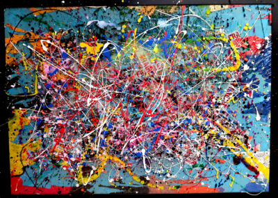 APERATO ARTISTE PEINTRE MARSEILLE EXPO  GALERIE D'ART SERIE PLEXI POPART STREET ART MULTIBLACK 150X100 APERATO ARTISTE PEINTRE MARSEILLE